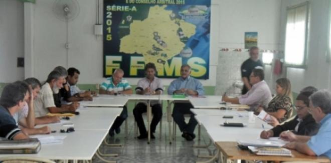 Conselho arbitral define a formula e os clubes que participam do estadual sub-19, seis equipes foram confirmadas