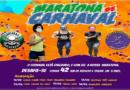 Runners Pró Saúde e Caveiras da Cascalheira promoveram Maratona de 42 KM no feriado de Carnaval