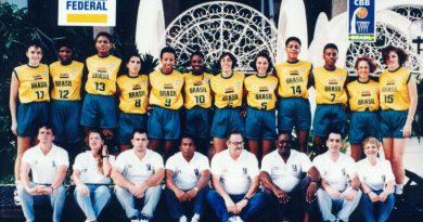 Companheiras de Seleção Brasileira homenageiam Ruth de Souza