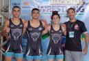 Três atletas de MS se classificam ao Pan-Americano Cadete e Júnior de Wrestling 2021