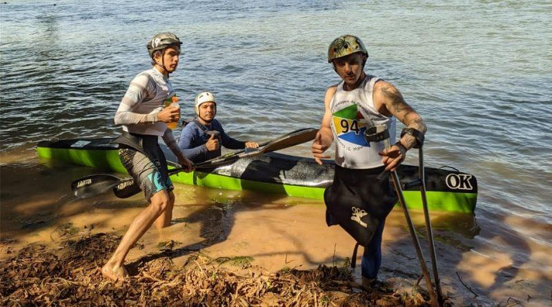 MS vai ao pódio seis vezes no Brasileiro de Canoagem Descida e assegura duas vagas ao Mundial