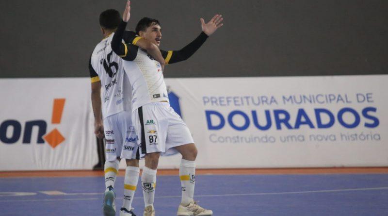 Juventude AG bate Assoeva, primeira vitória em casa na Liga Nacional de Futsal