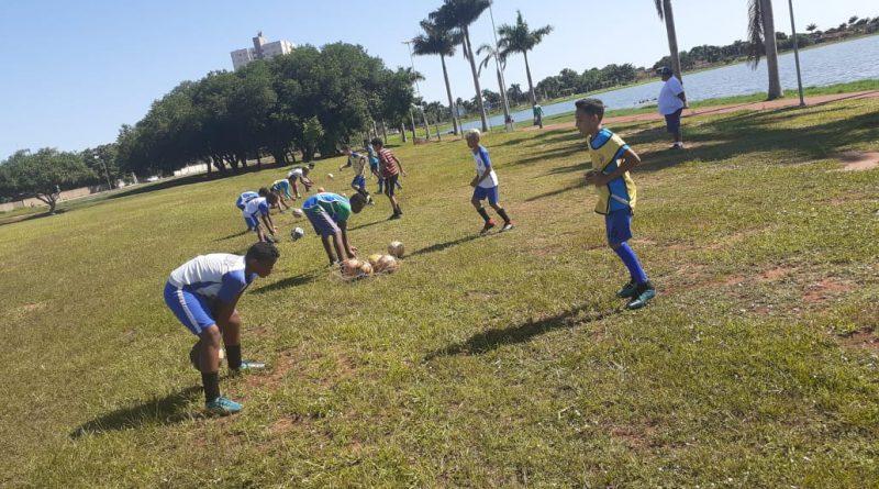Sejuvel abre pré-cadastro para organizar retorno das atividades dos projetos e escolinhas
