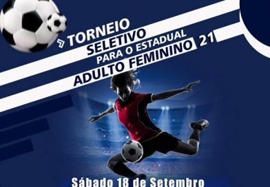 Equipe Comercial de Três Lagoas promove Torneio Seletivo de futebol feminino neste sábado.