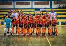 Com apoio da SEJUVEL, time de Três Lagoas se classifica para próxima fase da Copa Morena de Futsal feminino