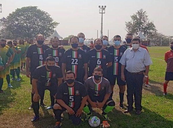 Equipe de futebol da Prefeitura de Inocência se classifica para próxima fase da Copa Assomasul