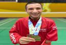 Três-lagoense conquista medalhas de ouro e bronze no Brasileiro de Parabadminton
