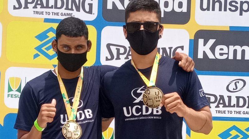 JUBs Brasília: No retorno do paradesporto, Dalton Andrade fica com o ouro nos 100m do atletismo
